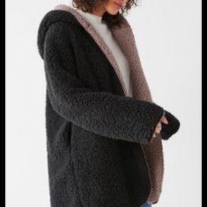 Reversable Teddy Coat